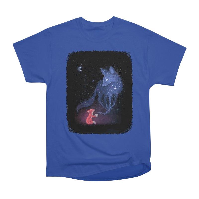 Celestial Men's Heavyweight T-Shirt by Freeminds