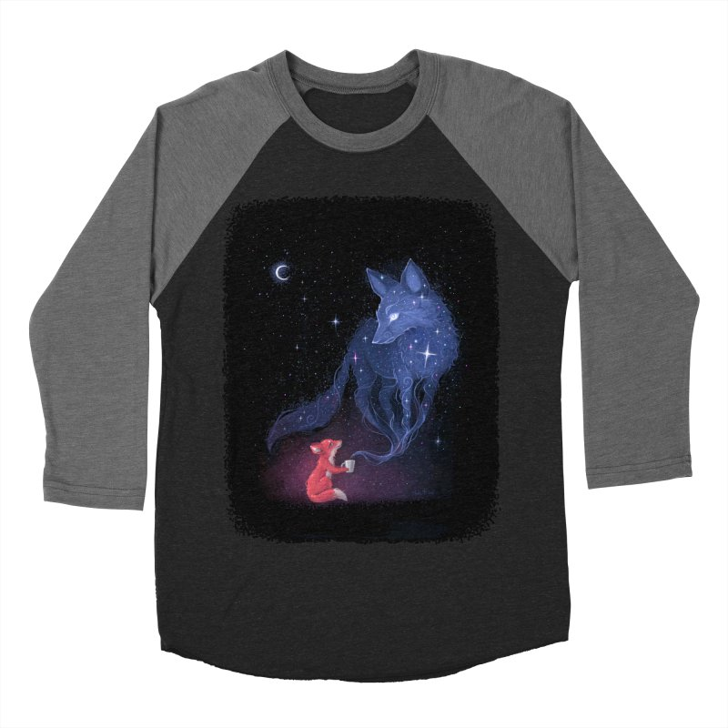 Celestial Women's Baseball Triblend T-Shirt by Freeminds