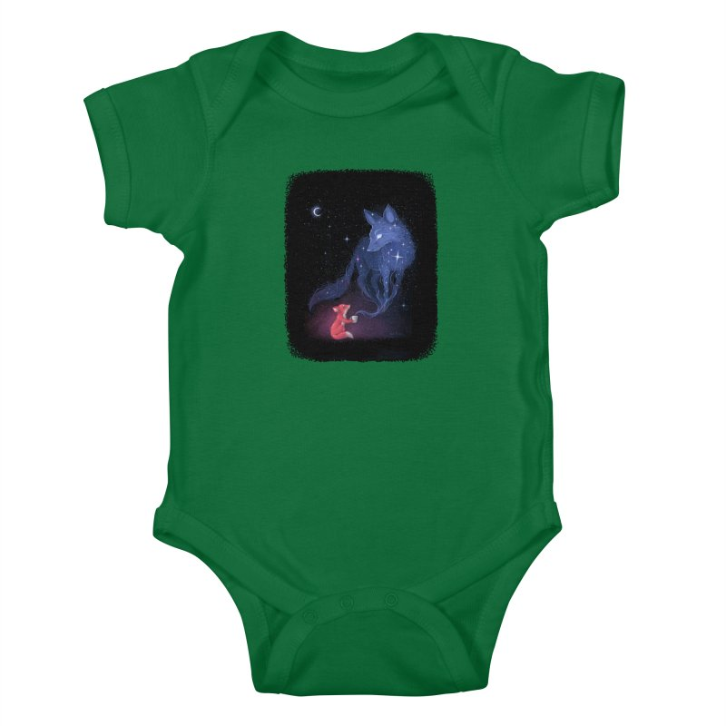 Celestial Kids Baby Bodysuit by Freeminds