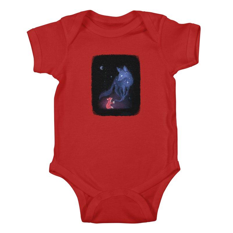 Celestial Kids Baby Bodysuit by Freeminds