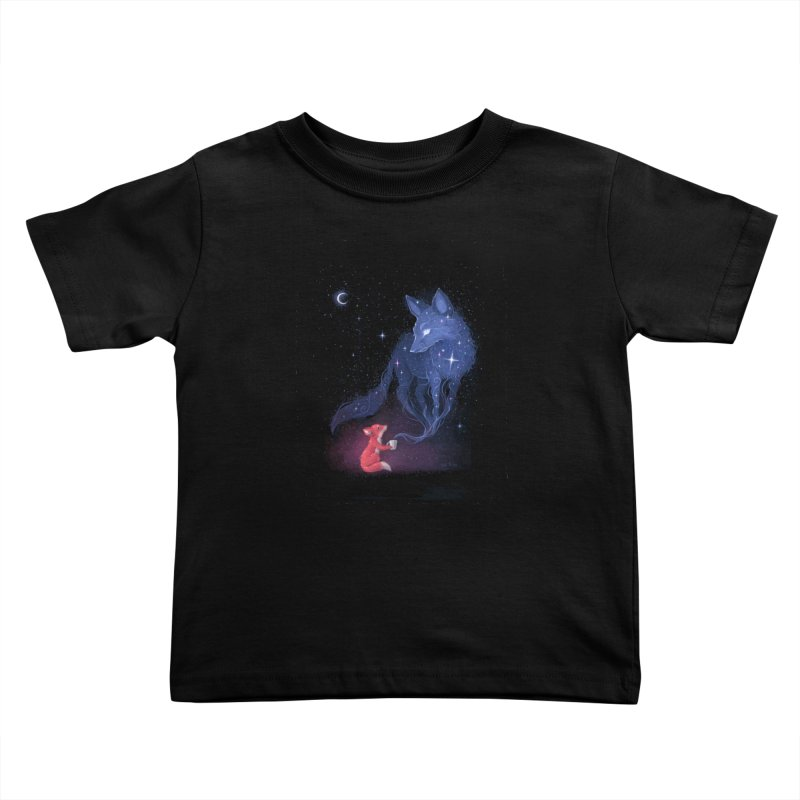 Celestial Kids Toddler T-Shirt by Freeminds