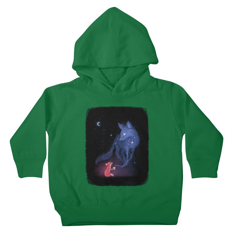Celestial Kids Toddler Pullover Hoody by Freeminds