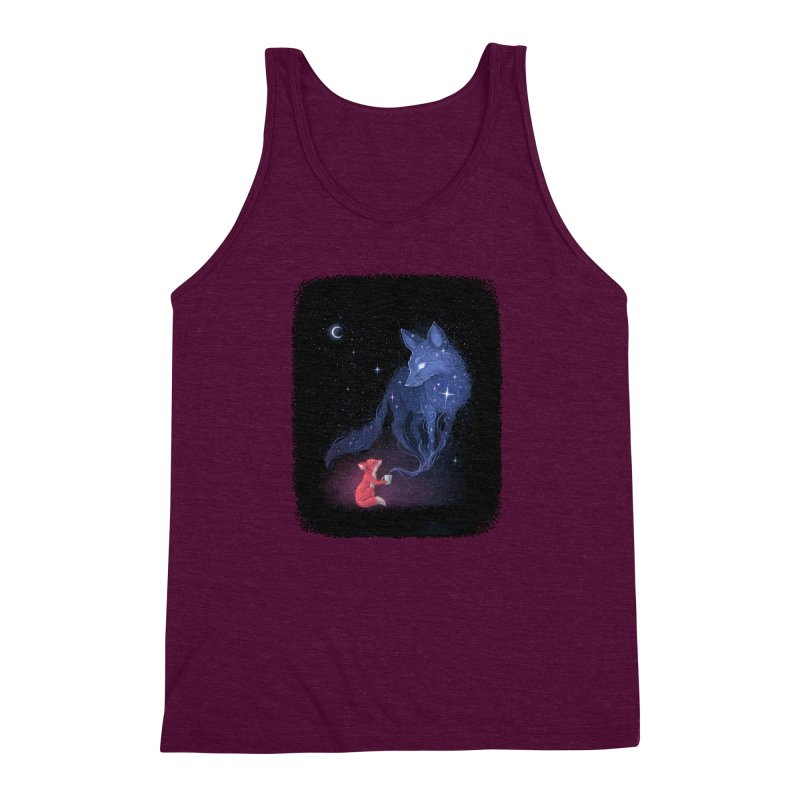 Celestial Men's Triblend Tank by Freeminds