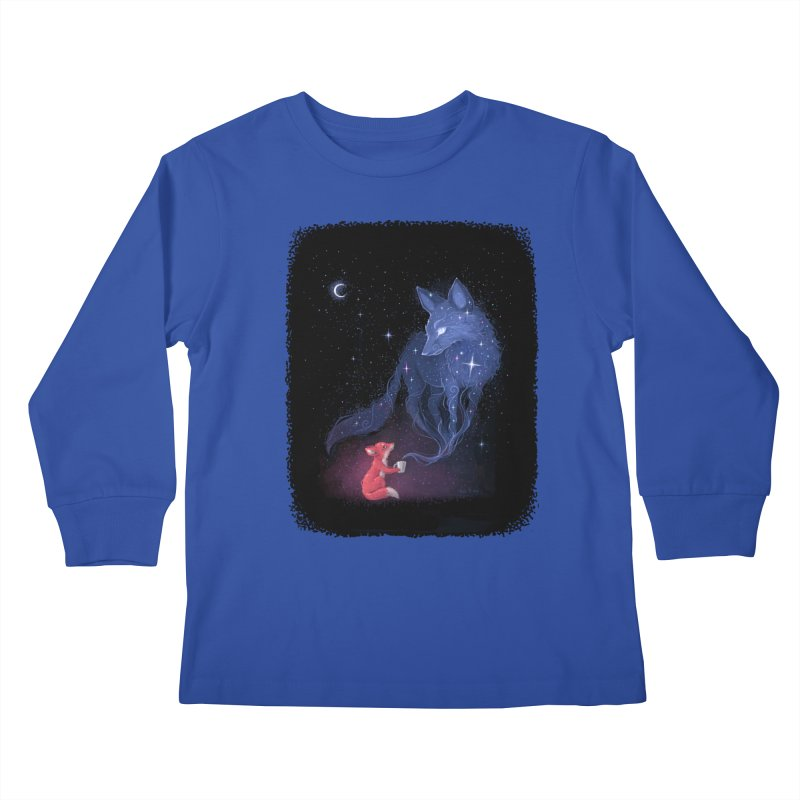 Celestial Kids Longsleeve T-Shirt by Freeminds