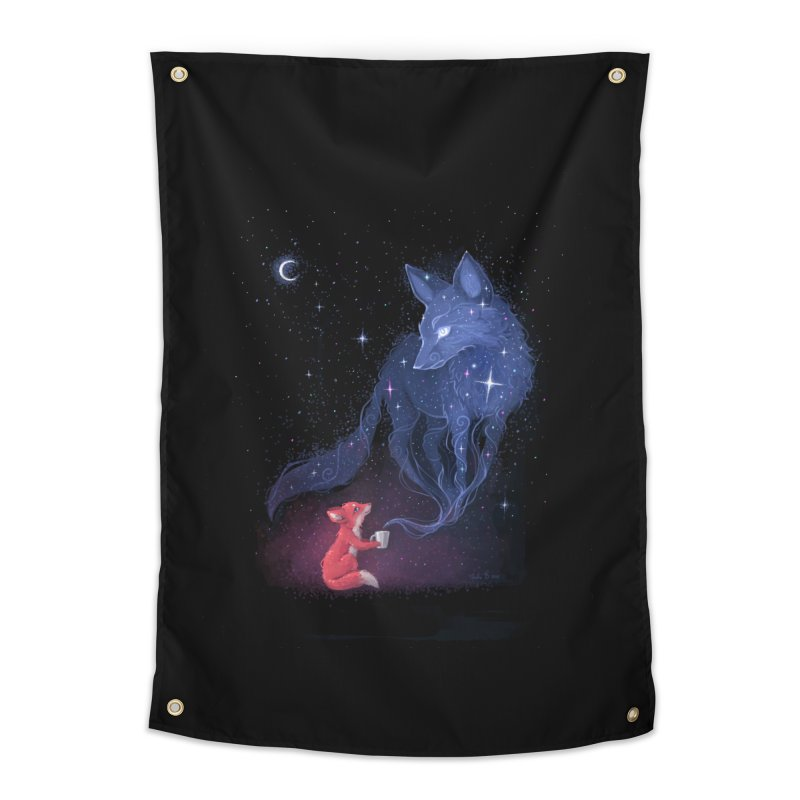 Celestial Home Tapestry by Freeminds