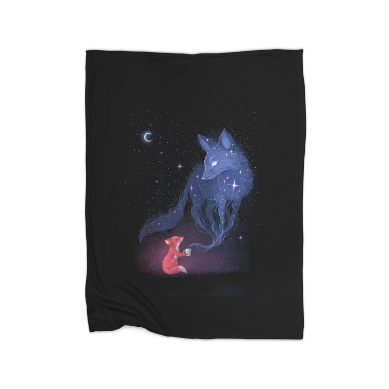 Celestial Home Blanket by Freeminds