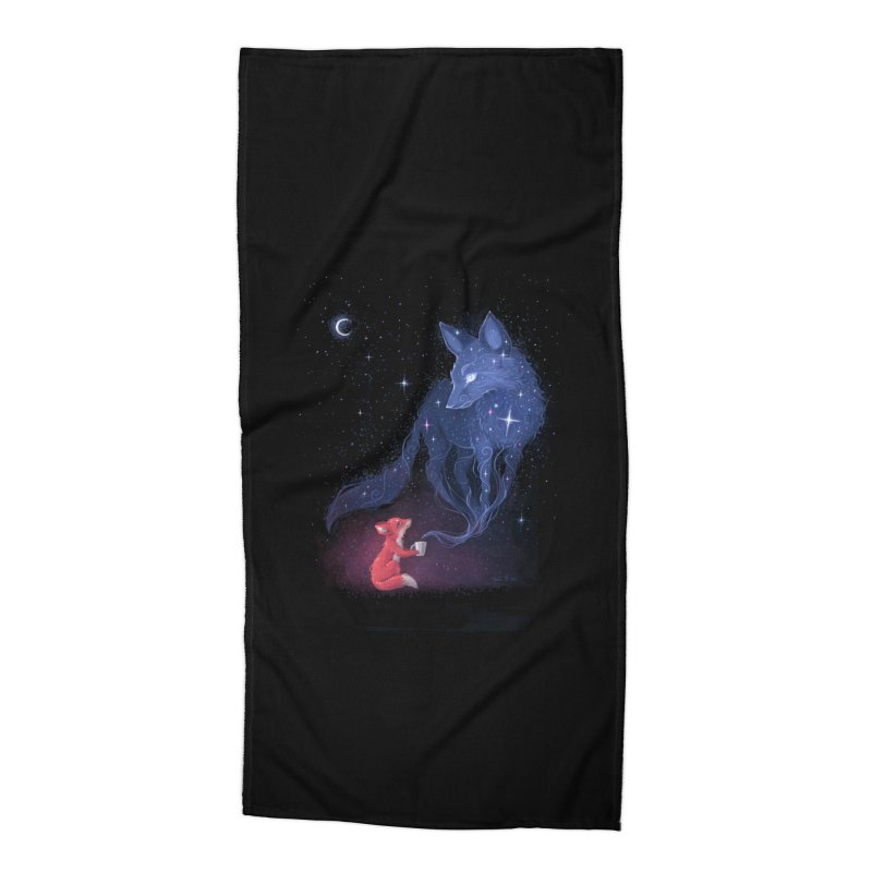 Celestial Accessories Beach Towel by Freeminds