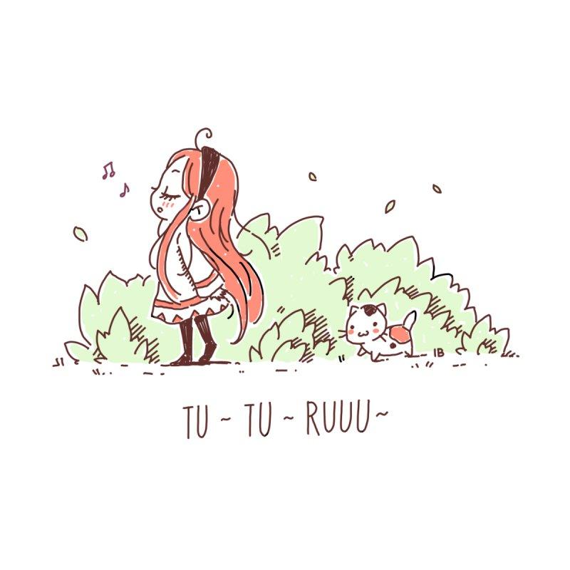 Tu Tu Ruuu   by Freeminds's Artist Shop