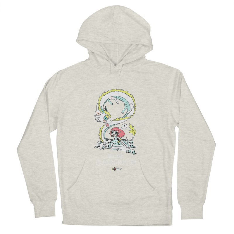 Dragon Hunter Women's Pullover Hoody by Freeminds's Artist Shop