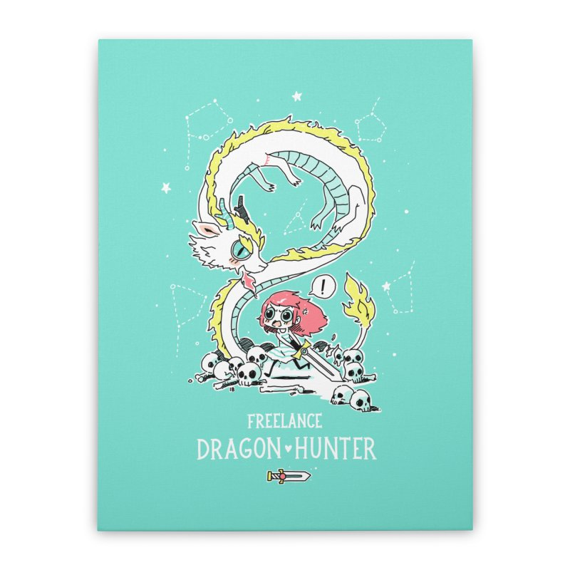 Dragon Hunter   by Freeminds's Artist Shop