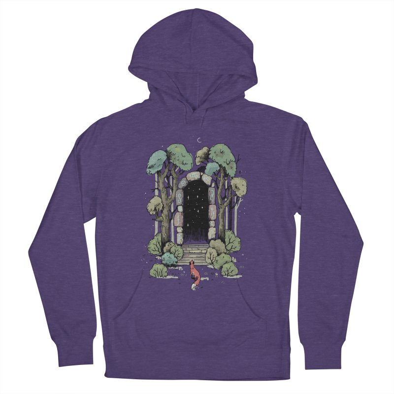 Forest Gate Women's Pullover Hoody by Freeminds's Artist Shop