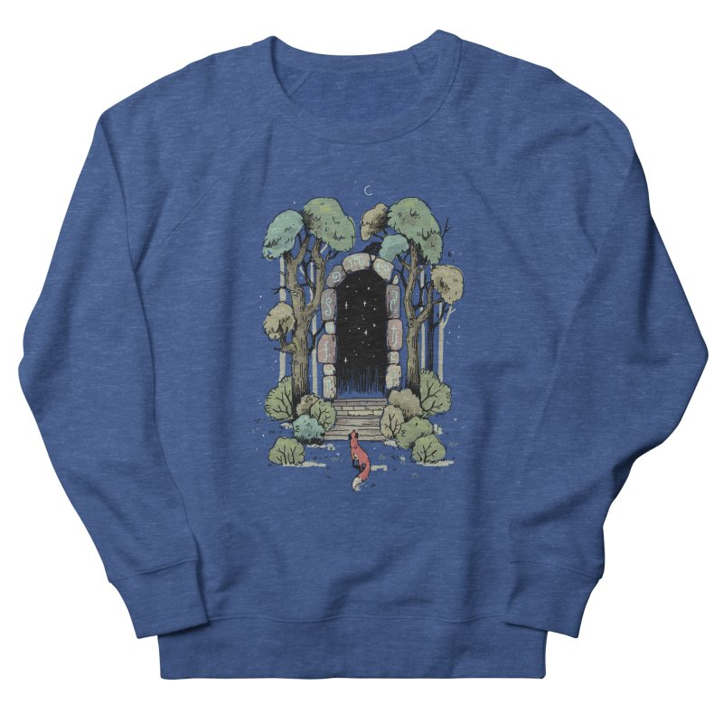 Forest Gate Men's Sweatshirt by Freeminds's Artist Shop