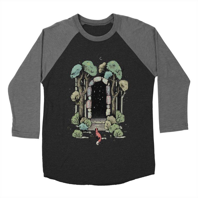Forest Gate Women's Baseball Triblend T-Shirt by Freeminds's Artist Shop