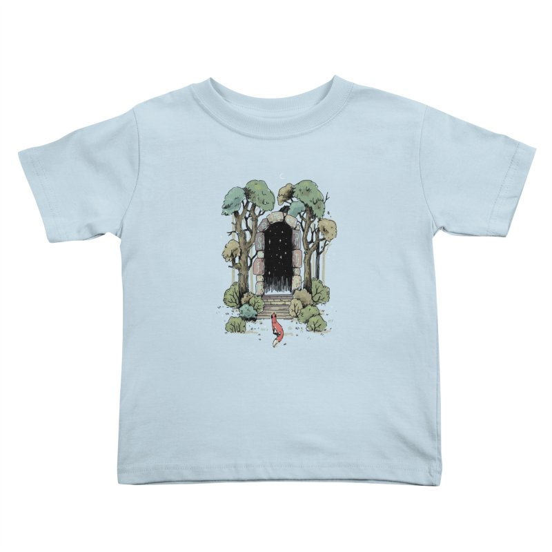 Forest Gate Kids Toddler T-Shirt by Freeminds's Artist Shop