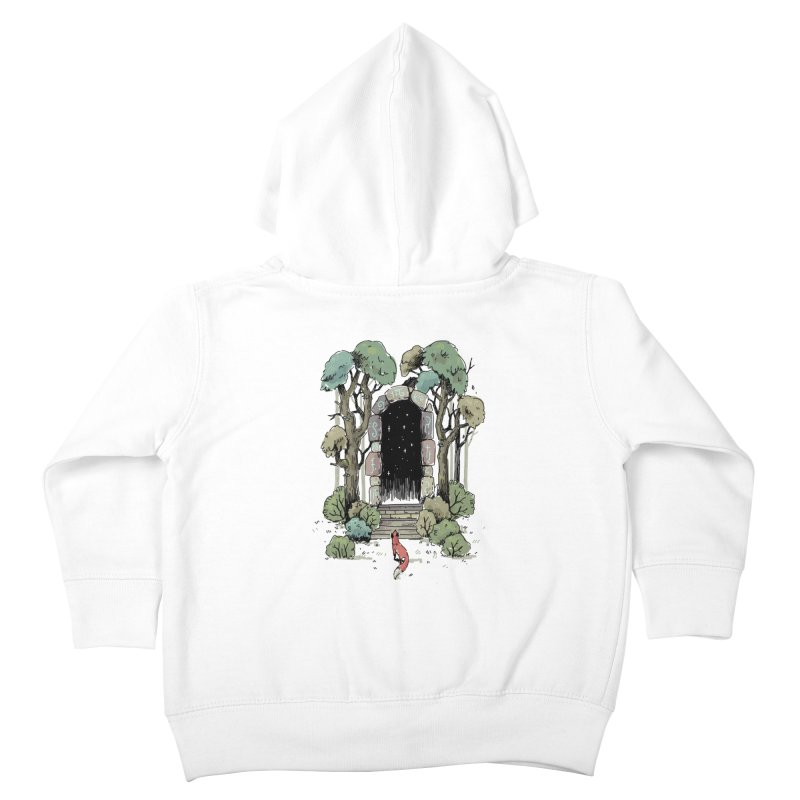 Forest Gate Kids Toddler Zip-Up Hoody by Freeminds's Artist Shop