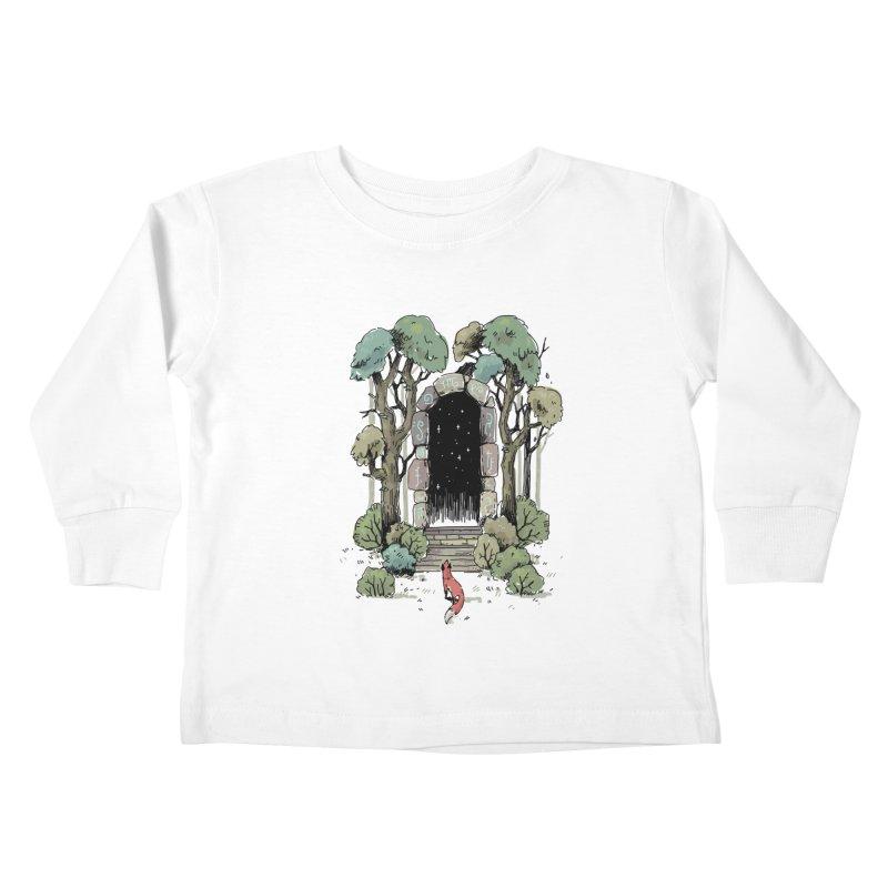 Forest Gate Kids Toddler Longsleeve T-Shirt by Freeminds's Artist Shop