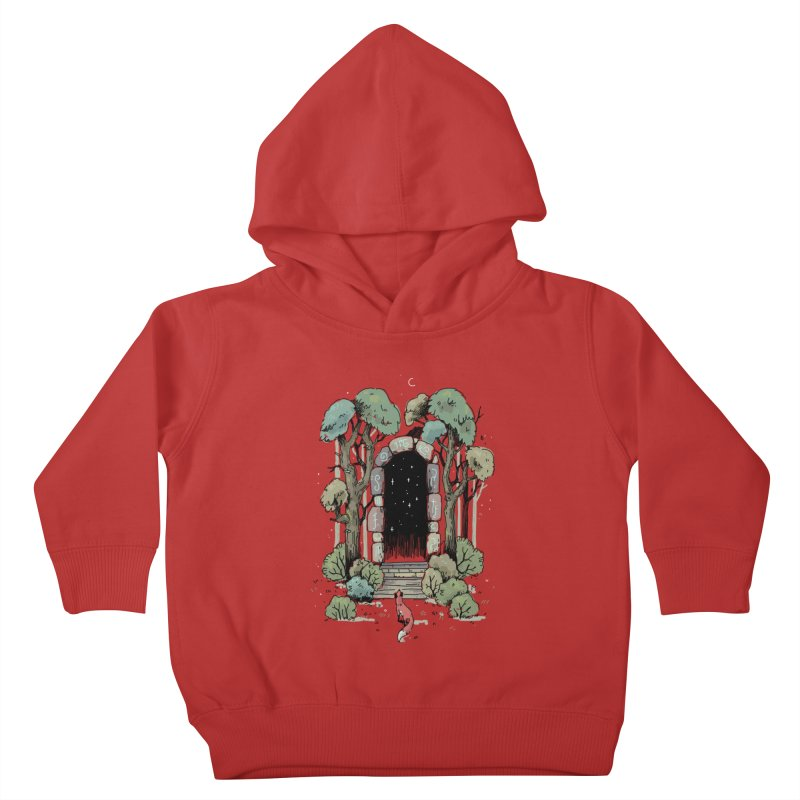 Forest Gate Kids Toddler Pullover Hoody by Freeminds's Artist Shop