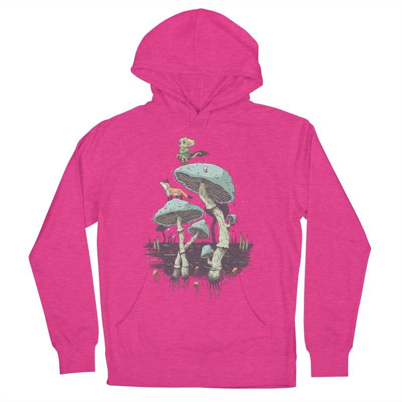 Elven Ranger Men's Pullover Hoody by Freeminds's Artist Shop
