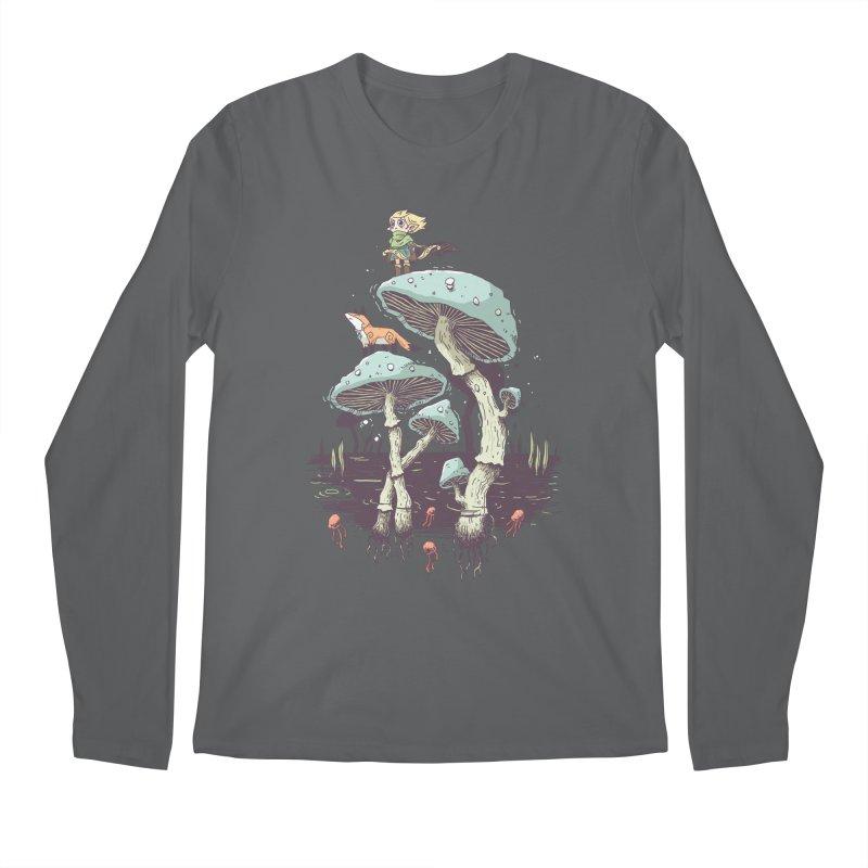 Elven Ranger Men's Longsleeve T-Shirt by Freeminds's Artist Shop