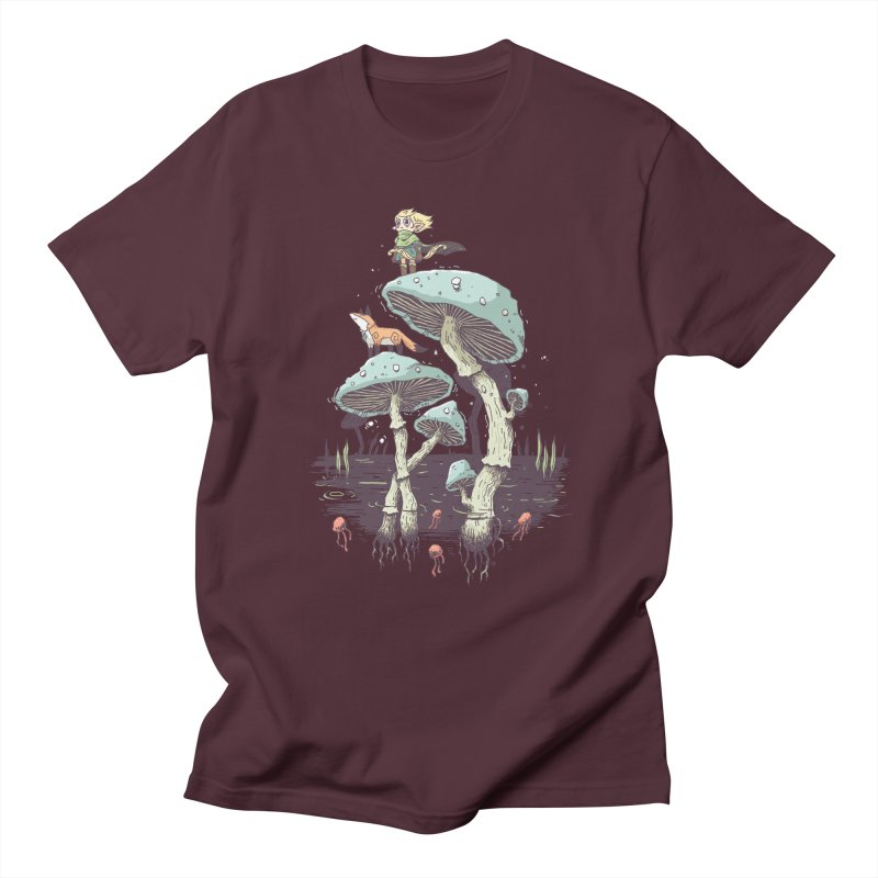 Elven Ranger Men's T-shirt by Freeminds's Artist Shop