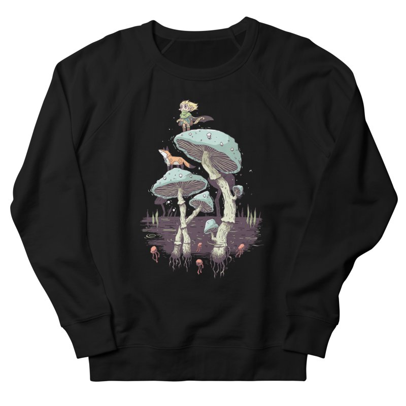 Elven Ranger Men's Sweatshirt by Freeminds's Artist Shop