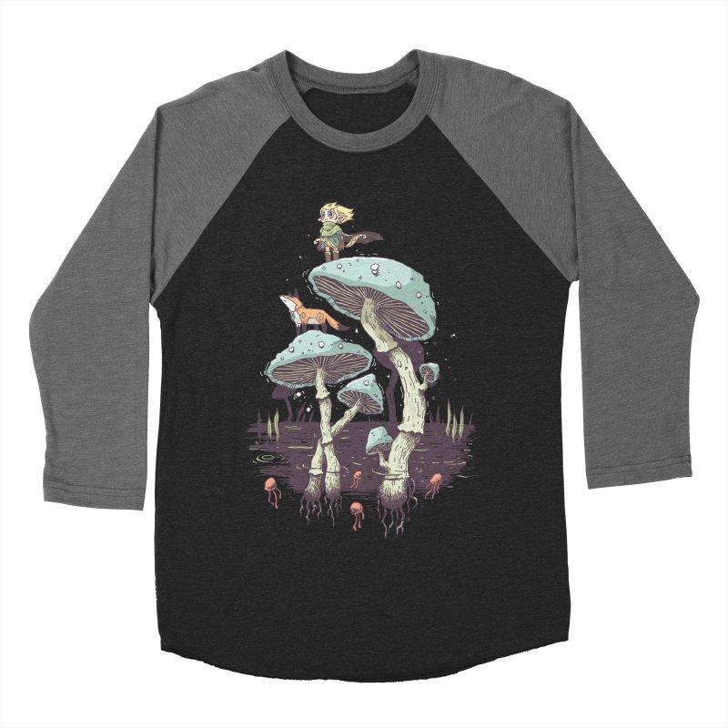 Elven Ranger Women's Baseball Triblend T-Shirt by Freeminds's Artist Shop
