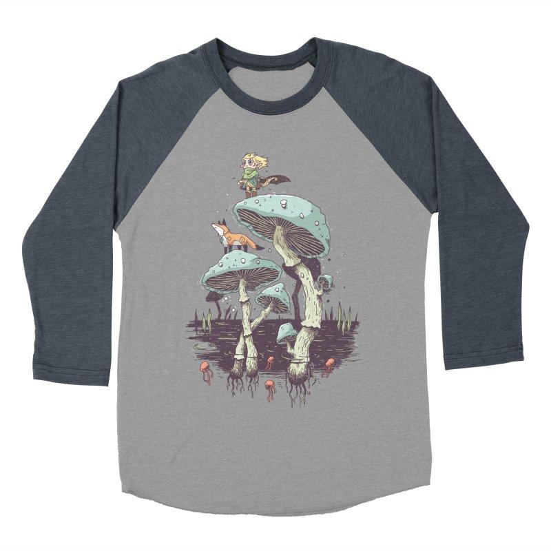Elven Ranger Men's Baseball Triblend T-Shirt by Freeminds's Artist Shop