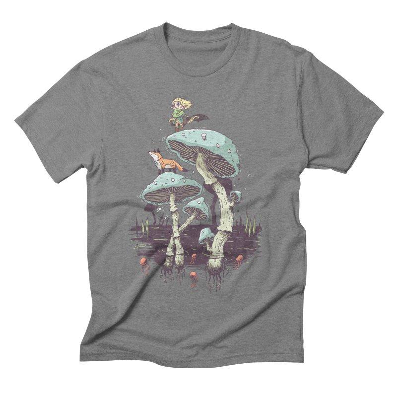 Elven Ranger Men's Triblend T-shirt by Freeminds's Artist Shop