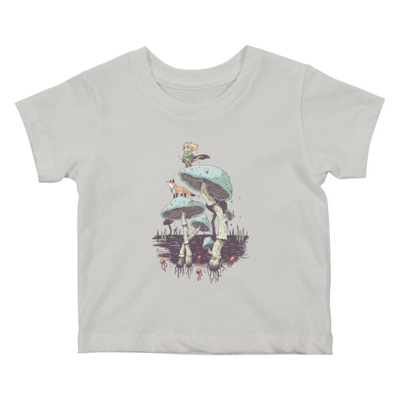 Elven Ranger Kids Baby T-Shirt by Freeminds's Artist Shop