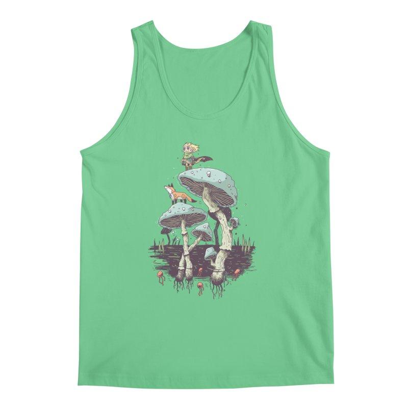 Elven Ranger Men's Tank by Freeminds's Artist Shop