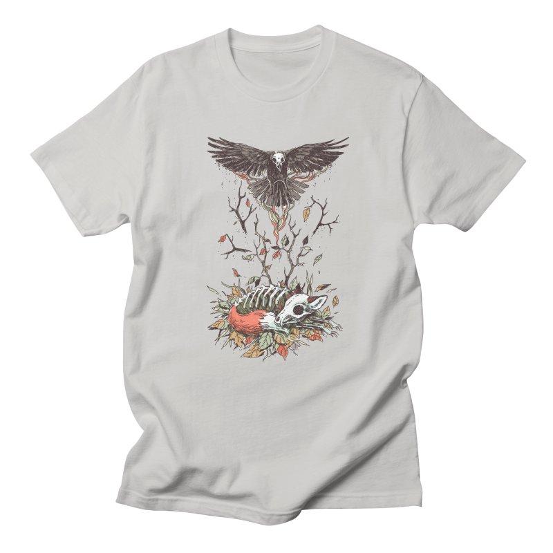 Eternal Sleep Men's T-shirt by Freeminds's Artist Shop