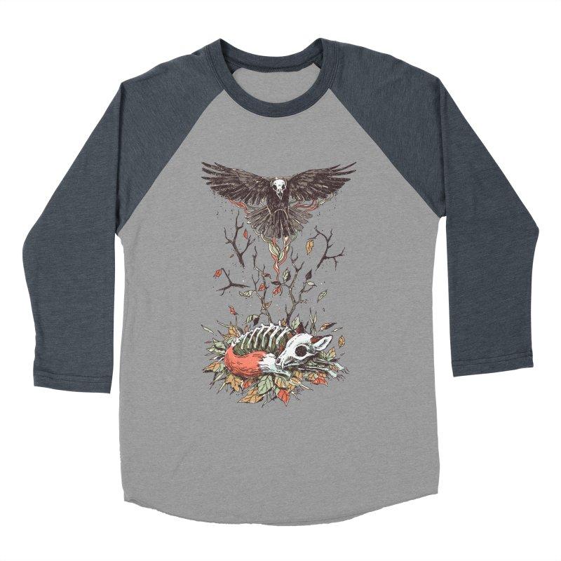 Eternal Sleep Women's Baseball Triblend T-Shirt by Freeminds's Artist Shop