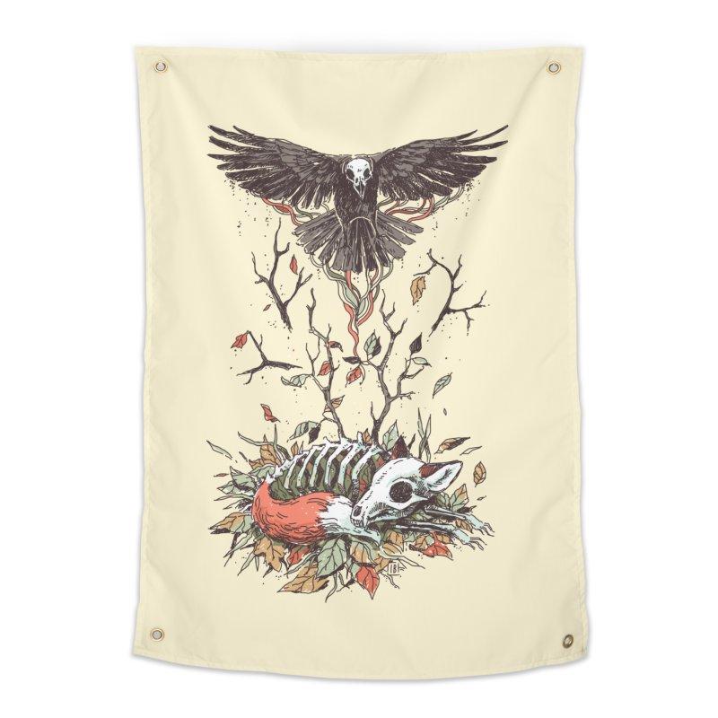 Eternal Sleep Home Tapestry by Freeminds's Artist Shop