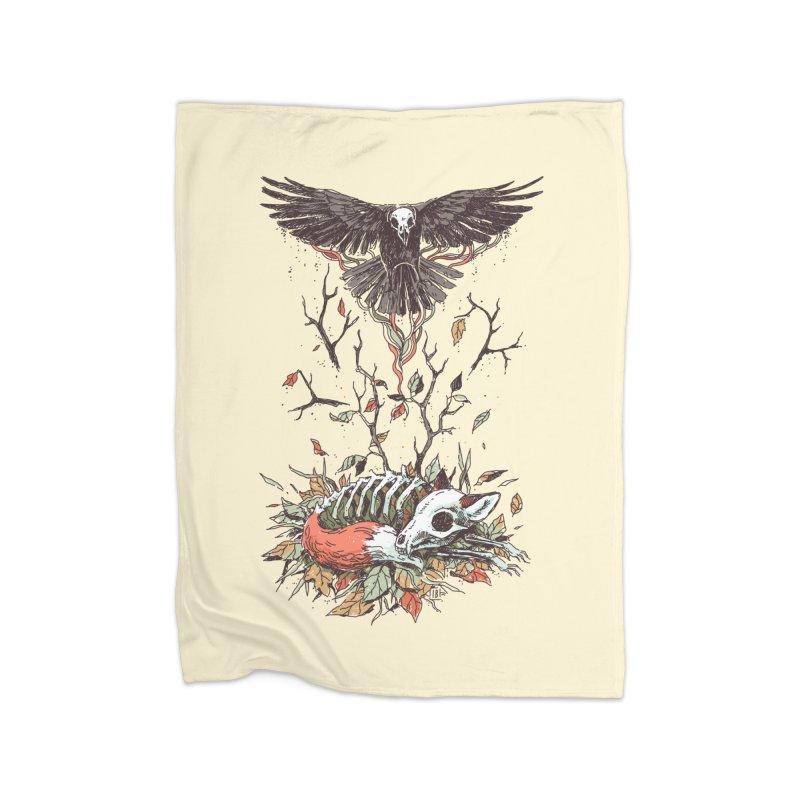 Eternal Sleep Home Blanket by Freeminds's Artist Shop