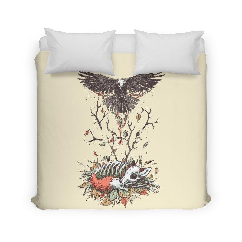 Eternal Sleep Home Duvet by Freeminds's Artist Shop