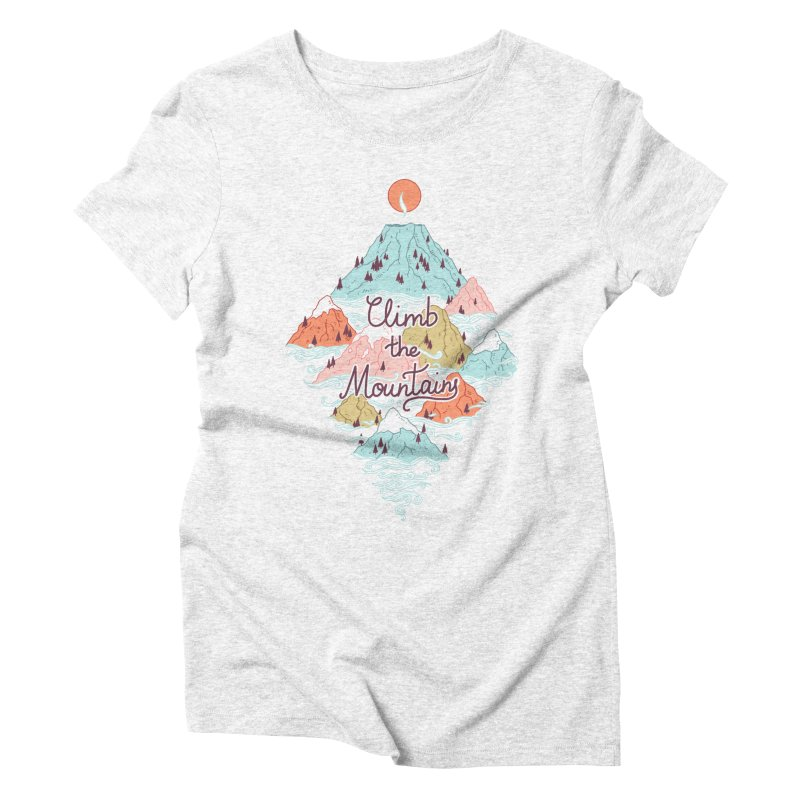 Misty Mountains   by Freeminds's Artist Shop