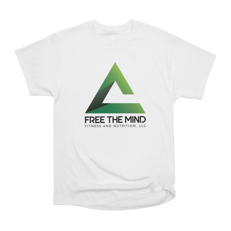 Free the Mind (Stacked) Women's T-Shirt by Free the Mind Fitness Shop