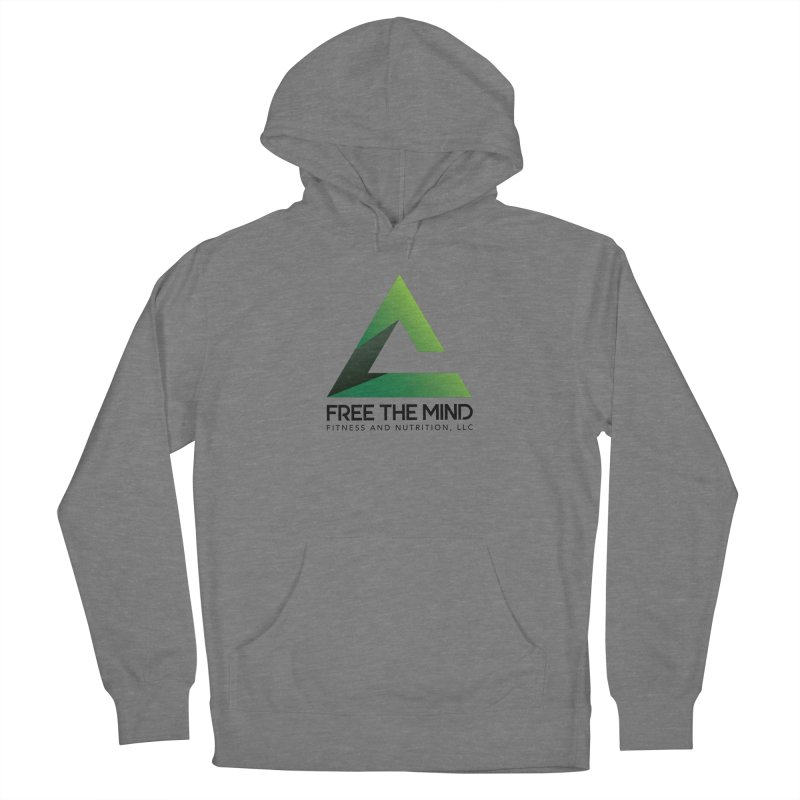 Free the Mind (Stacked) Women's Pullover Hoody by Free the Mind Fitness Shop