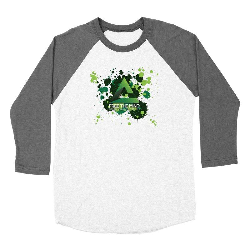 Splatter Women's Longsleeve T-Shirt by Free the Mind Fitness Shop