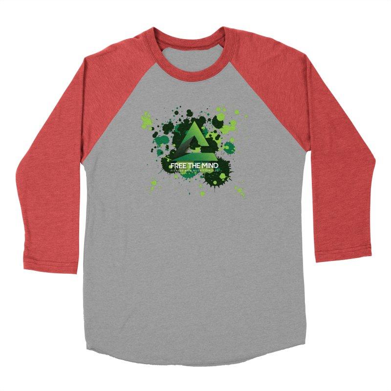 Splatter Men's Longsleeve T-Shirt by Free the Mind Fitness Shop