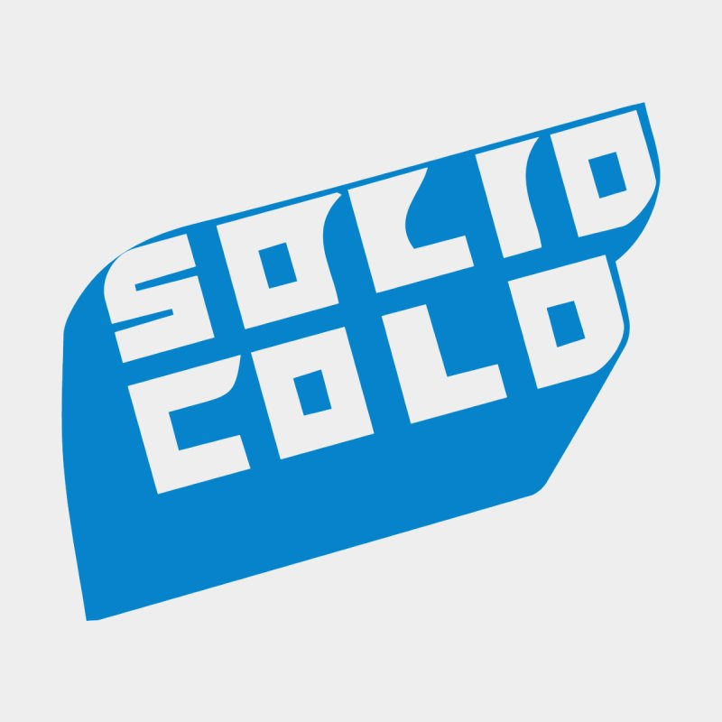 Solid Cold Men's T-Shirt by Freight Culture Tees