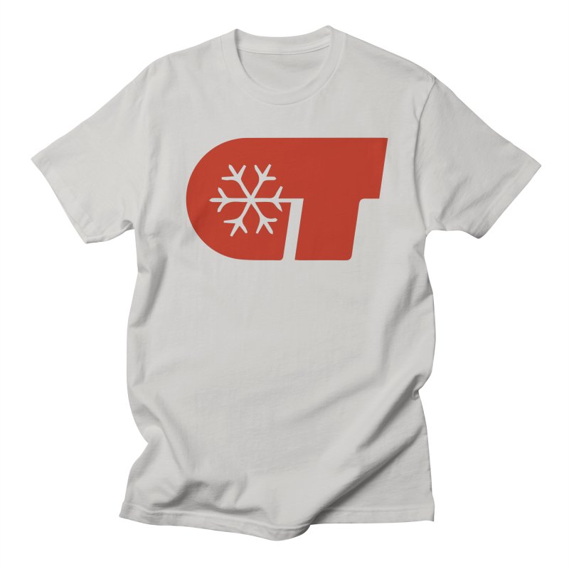 Cryotrans in Men's Regular T-Shirt Stone by Freight Culture Tees