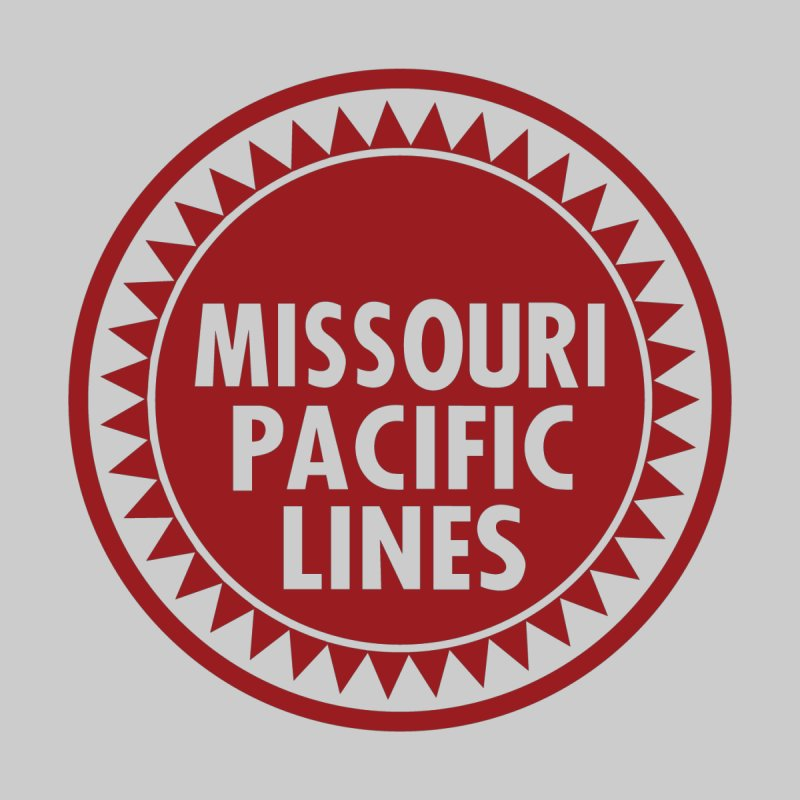 Missouri Pacific Women's T-Shirt by Freight Culture Tees