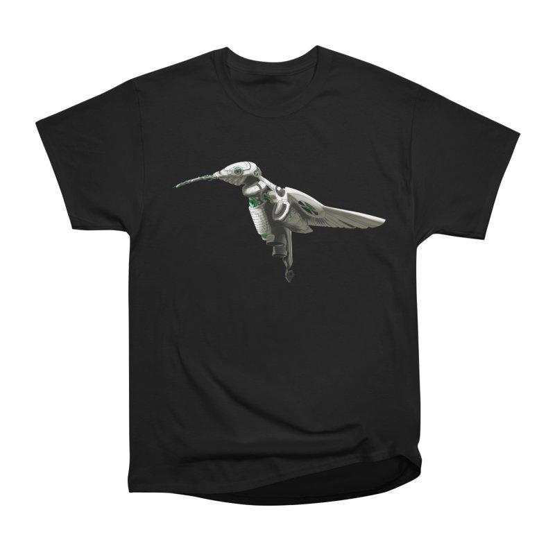 VORTX VERDE Men's Heavyweight T-Shirt by Frenchi French