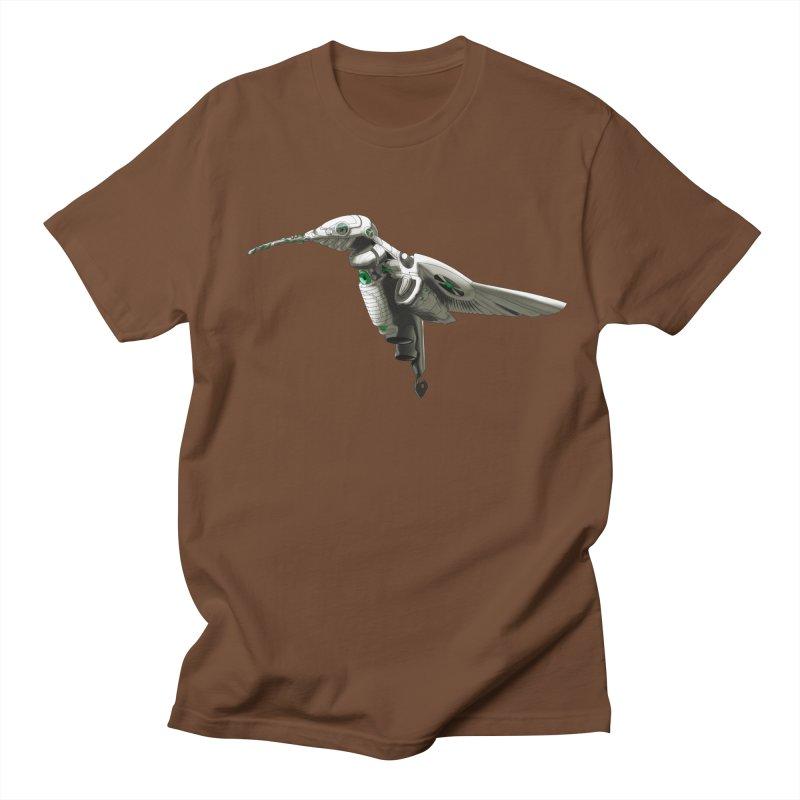 VORTX VERDE Men's Regular T-Shirt by Frenchi French