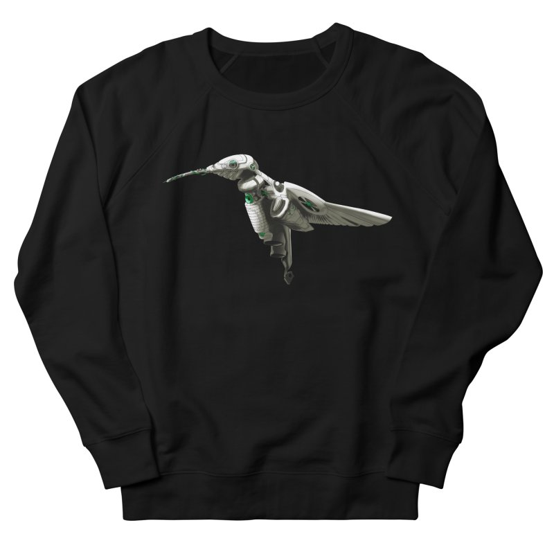 VORTX VERDE Men's French Terry Sweatshirt by Frenchi French