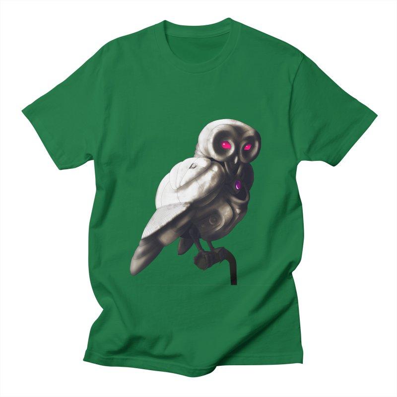 Athena 001 Men's Regular T-Shirt by Frenchi French