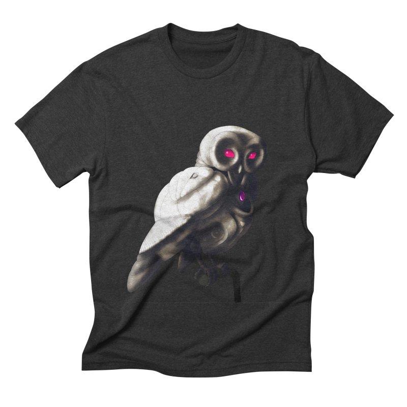 Athena 001 Men's Triblend T-Shirt by Frenchi French