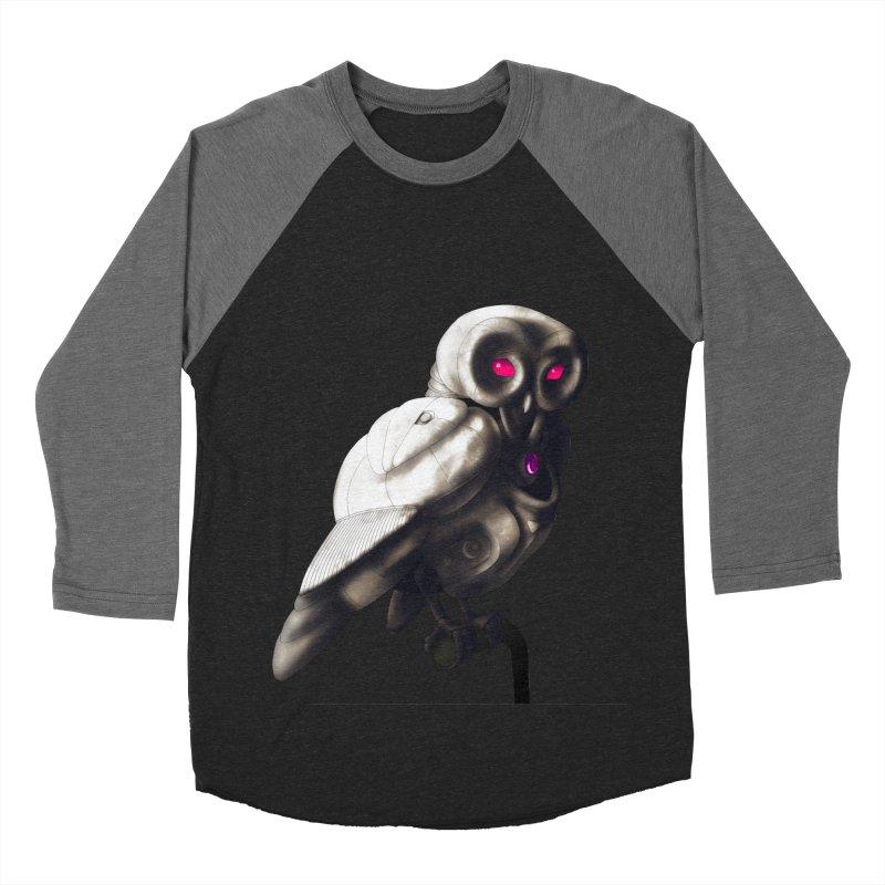 Athena 001 Women's Baseball Triblend Longsleeve T-Shirt by Frenchi French