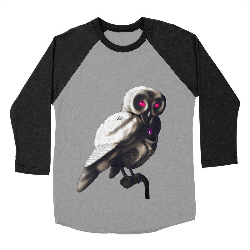 Athena 001 Men's Baseball Triblend Longsleeve T-Shirt by Frenchi French